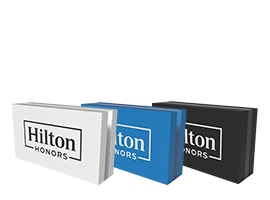 Hilton Hotels and Resorts Sign Store by HOTELSIGNS.com