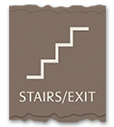 Stairs/Elevator Signs