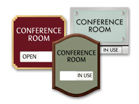 hotel conference room door signs hotelsigns com