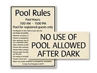 CA pool & spa rules